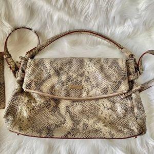 KATE SPADE Cobble Hill Little Minka Snake Bag